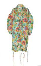 Marni Oversized Floral Coat