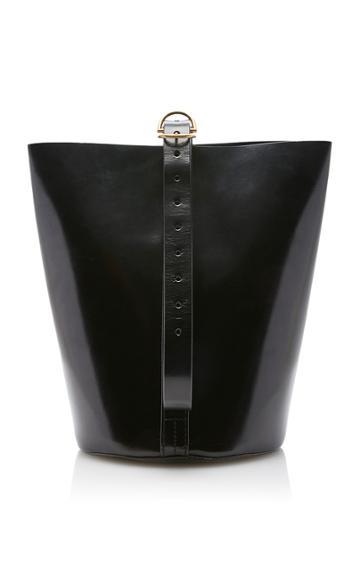 Moda Operandi Trademark Bucket Bag
