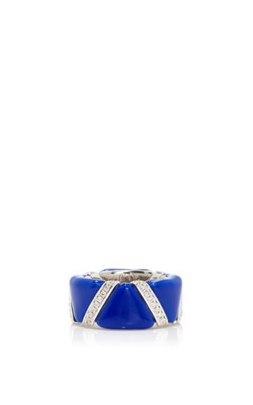 Qayten Ez Blue Ring