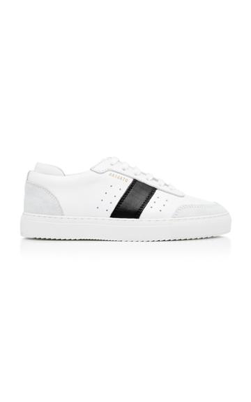 Axel Arigato Striped Leather Low-top Sneakers