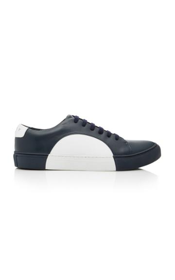 They New York Navy Circle Low Sneaker