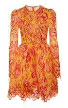 Moda Operandi Zimmermann Brightside Rouleaux Mini Dress Size: 0