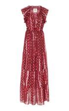 Moda Operandi Figue Gianna Silk Blend Dress Size: Xs