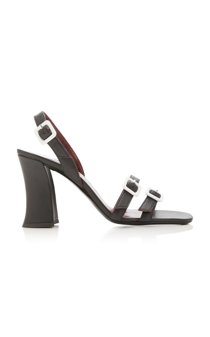 Moda Operandi Staud Jamie Leather Sandals