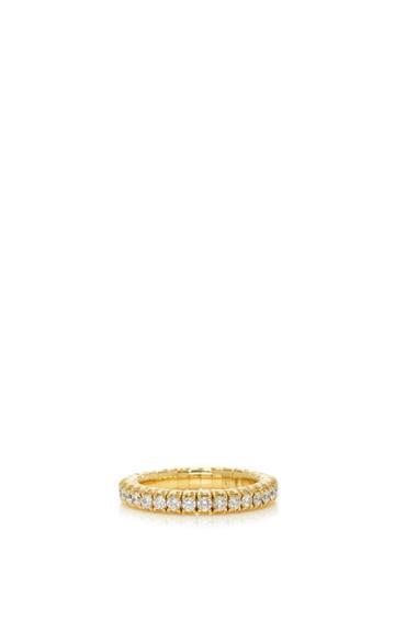 Qayten Ez Yellow Gold Ring