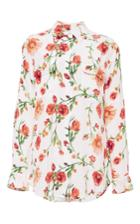 Equipment Signature Floral Top