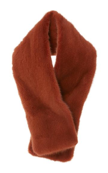 Brock Collection Schyler Mink Scarf