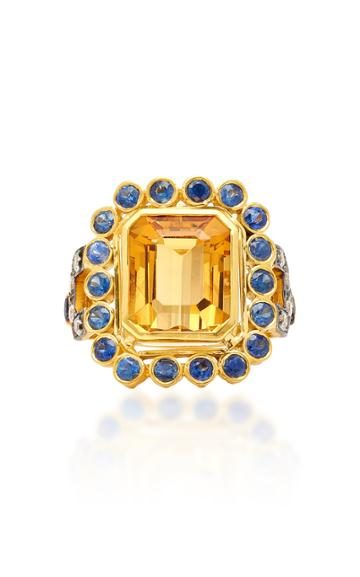 Holly Dyment One-of-a-kind Empress Citrine Ring