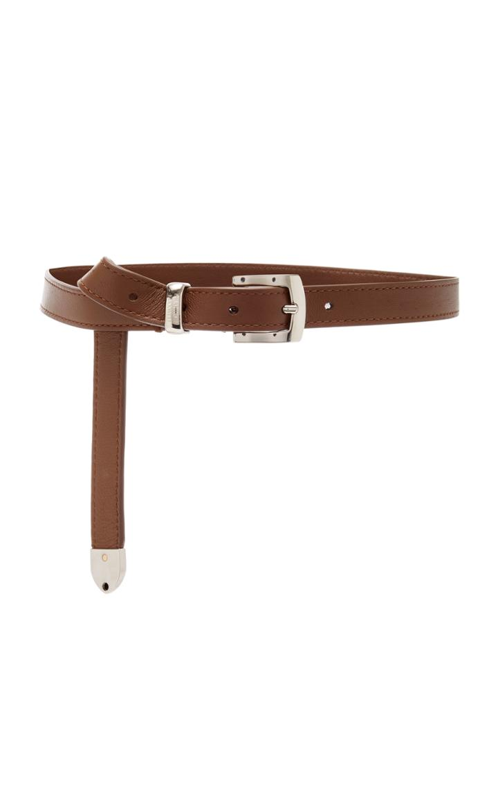 Moda Operandi Brandon Maxwell Skinny Leather Belt