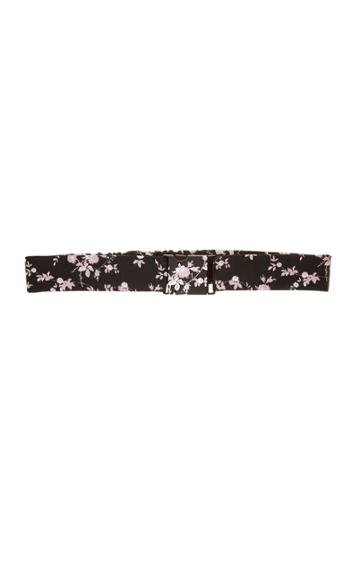 N 21 N°21 Printed Floral Belt