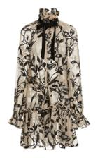 Moda Operandi Zimmermann Ladybeetle Swing Mini Dress