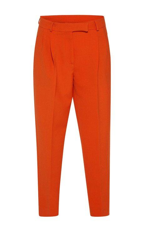 Vivetta Orange Dickens Pant Orange