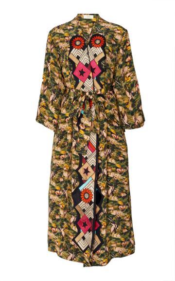 Chufy Orix Embroidered Dress