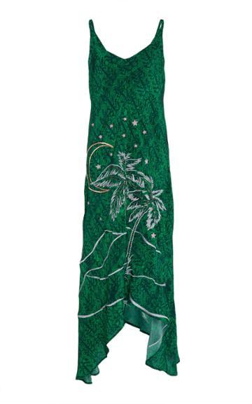 Chufy Kaf Embroidered Dress
