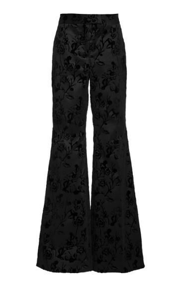 Moda Operandi Marina Moscone Straight Leg Trouser