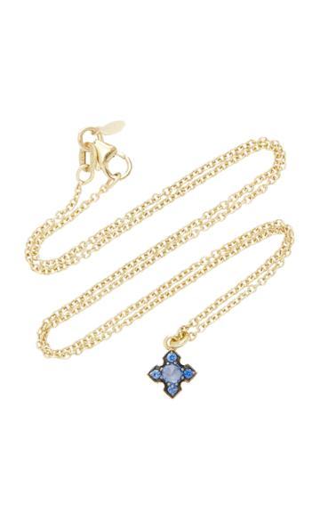 Ila Igafe Blue Sapphire Necklace