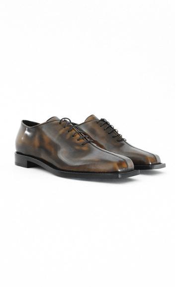 Moda Operandi Peter Do Brushed Leather Oxfords