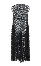 Cecilie Bahnsen Sleeveless Tania Lace Midi Dress