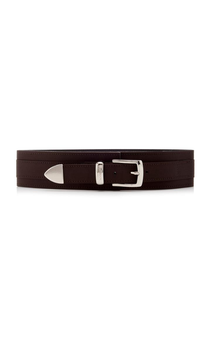 Moda Operandi Brandon Maxwell Waist Leather Belt