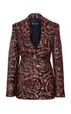 Versace Tailored Jacquard Blazer