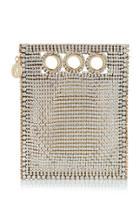 Moda Operandi Rosantica Birillo Crystal Top Handle Bag