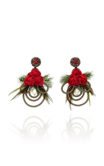 Ranjana Khan Mangueira Earrings