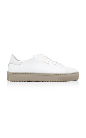Axel Arigato Leather Low-top Sneakers