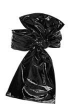Zeynep Arcay Patent Leather Bow Belt