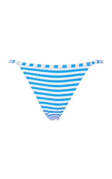 Solid & Striped Lulul Striped Bikini Bottoms