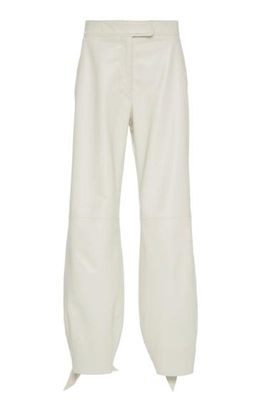 Off-white C/o Virgil Abloh Leather Joggers