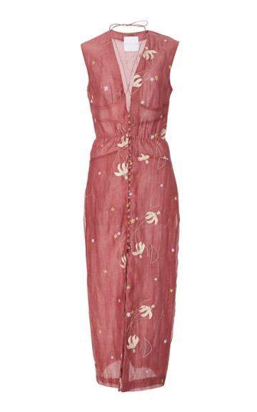 Markarian Passiflora Dress