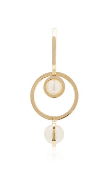 Delfina Delettrez 360 Double Hoop Earring