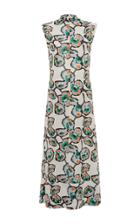 Marni Sleeveless Floral Dress