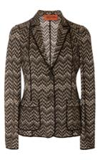 Missoni Snake Tweed Blazer