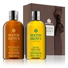 Molton-brown Black Peppercorn & Bushukan Body Wash Gift Set