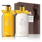 Molton-brown Comice Pear & Wild Honey Hand Wash & Lotion Set