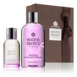 Molton-brown Blossoming Honeysuckle & White Tea Fragrance Gift Set