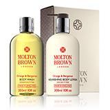 Molton-brown Orange & Bergamot Body Wash & Lotion Gift Set