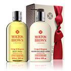 Molton-brown Orange & Bergamot Shower Gel & Lotion Gift Set