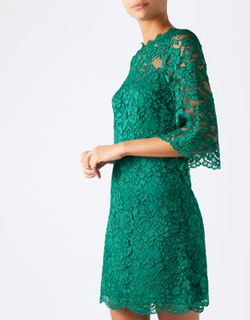 Monsoon Lana Lace Dress