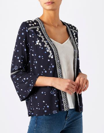 Monsoon Riya Embellished Cover Up
