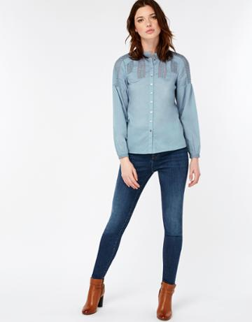 Monsoon Iris Regular Length Skinny Jeans