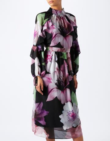 Monsoon Mila Print Dress