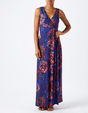 Monsoon Mae Maxi Dress