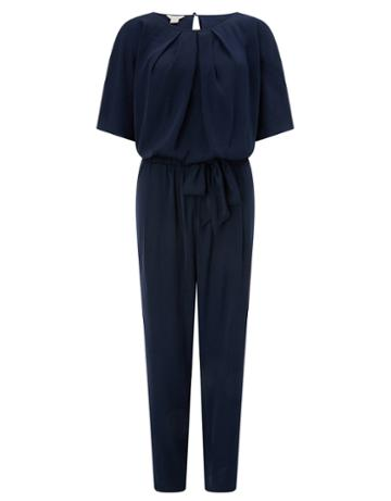 Monsoon Wyatt Washer Satin Jumpsuit