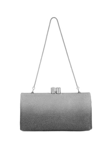 Monsoon Kayle Ombre Metallic Clutch Bag