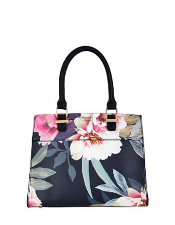 Monsoon Lydia Mini Printed Tote Bag