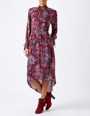 Monsoon Kimberley Print Dress