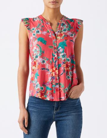 Monsoon Lindsay Sleeveless Shirt