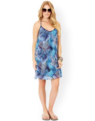 Monsoon Shibori Cami Vest Dress